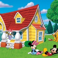 York Wallcoverings Disney 2 (распродажа) JL1222MDK