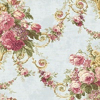 KT Exclusive Parisian Florals fv60017