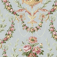 KT Exclusive Parisian Florals fv61001