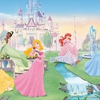 York Wallcoverings Disney 2 (распродажа) JL1228MDK