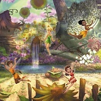York Wallcoverings Disney 2 (распродажа) JL1279M