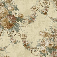 KT Exclusive Parisian Florals fv60007