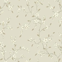 York Wallcoverings Silver Leaf II SL5672