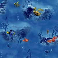 York Wallcoverings Disney 2 (распродажа) DS7902