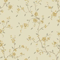 York Wallcoverings Silver Leaf II SL5676