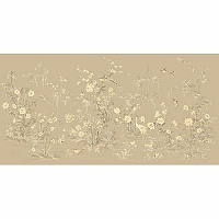 York Wallcoverings Silver Leaf II SL5712M