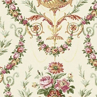 KT Exclusive Parisian Florals fv61011