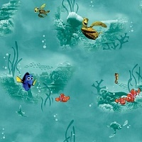 York Wallcoverings Disney 2 (распродажа) DS7903