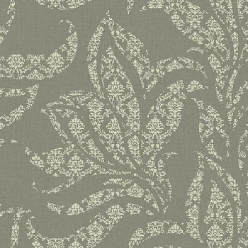 Обои York Wallcoverings Silver Leaf II