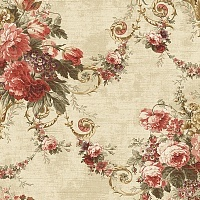 KT Exclusive Parisian Florals fv60011