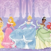 York Wallcoverings Disney 2 (распродажа) JL1226MDK