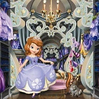 York Wallcoverings Disney 2 (распродажа) JL1300M