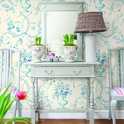 Коллекция Springtime Cottage от Wallquest