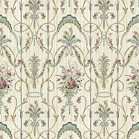 KT Exclusive Parisian Florals fv60819