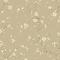 York Wallcoverings Silver Leaf II SL5673