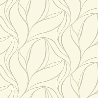 York Wallcoverings Silver Leaf II SL5698